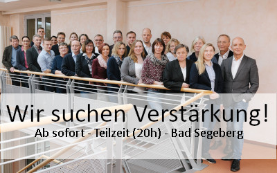 Backoffice/Sekretariat (m, w, d)
