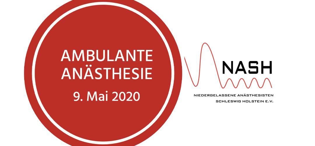 Ambulante Anästhesie - 9. Mai 2020