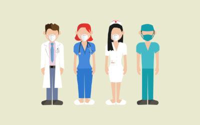 16% der Corona-Infizierten in Schleswig-Holstein arbeiten im Gesundheitswesen