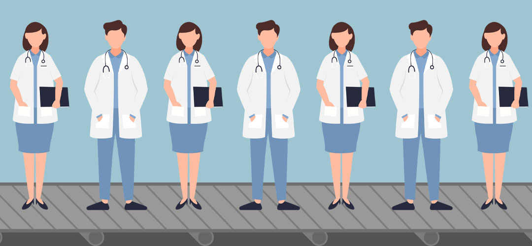 Pressemitteilung: 5000 Medizinstudenten mehr lösen kein einziges Versorgungsproblem von heute!