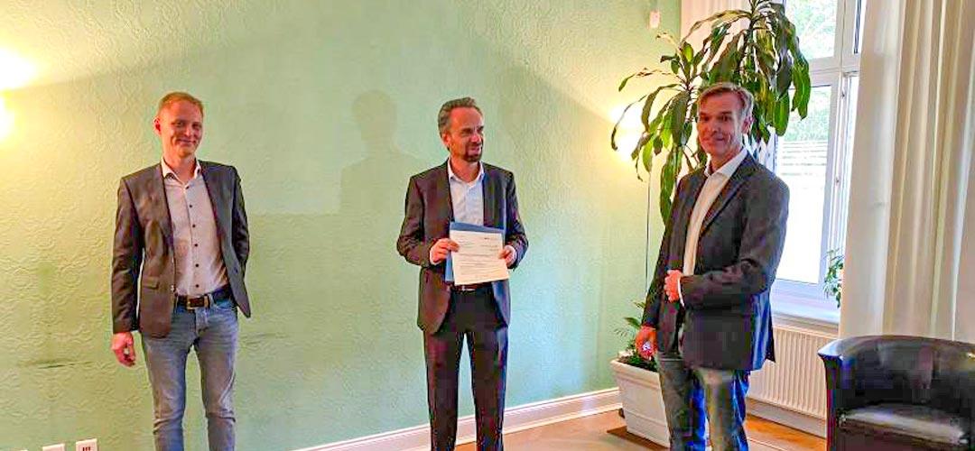 Pressemitteilung:  Landesregierung fördert Projekt  der Ärztegenossenschaft Nord eG gegen Kinderadipositas