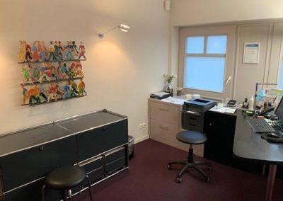 Ärztehaus Reinfeld - Behandlungszimmer