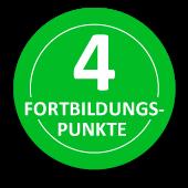4 Fortbildungspunkte