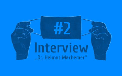 """Interviewreihe – """"Ein Jahr Pandemie in der Praxis"""": Dr. Helmut Machemer"""