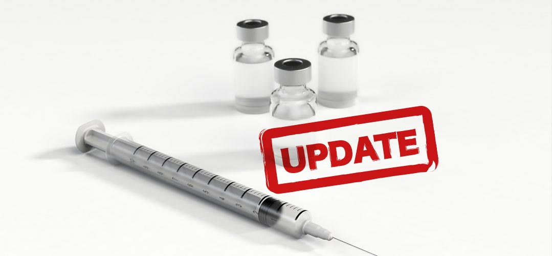 Update Grippeimpfstoff Saison 2021/22