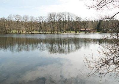 Hohenlockstedt Lohmüle - Teich