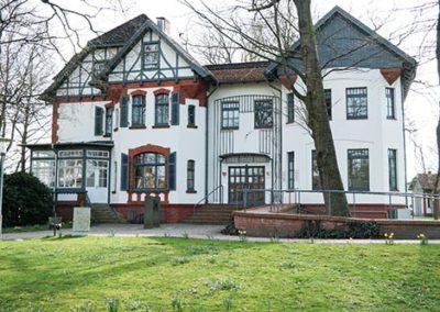 Hohenlockstedter Rathaus - Sitz der Hausarztpraxis