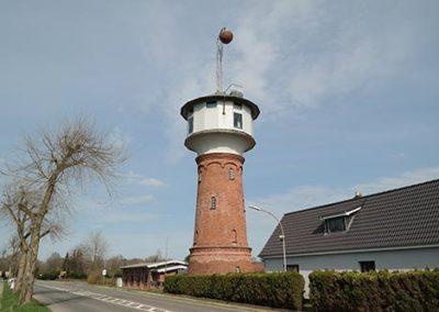 Wasserturm in Hohenlockstedt