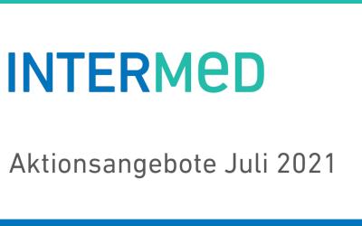 Intermed Aktionsangebote Juli 2021