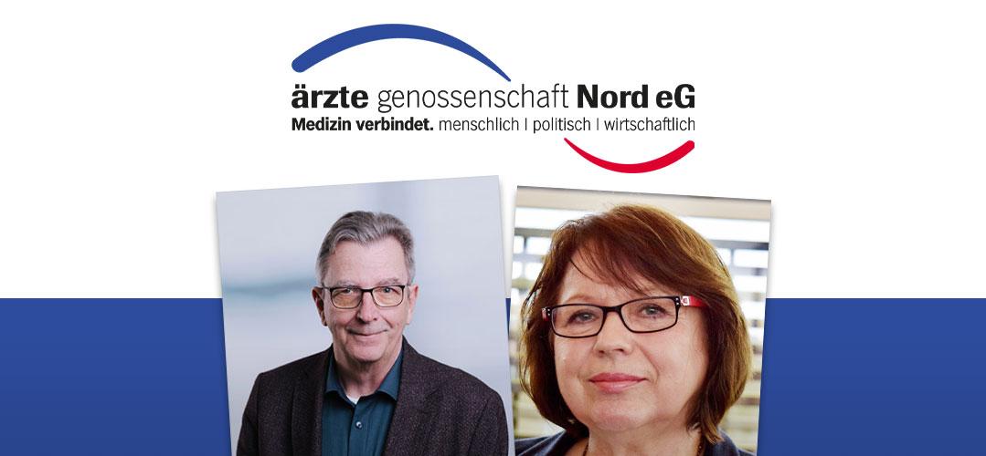 Neuer Vorsitz im Aufsichtsrat der Ärztegenossenschaft Nord eG
