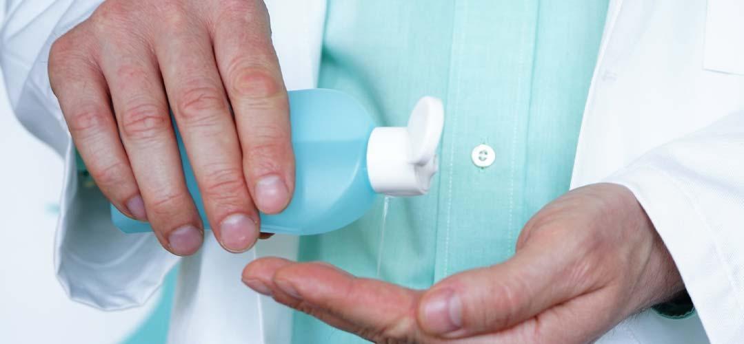 Pressemitteilung: äg Nord unterstützt die Hygienekampagne der SpiFa