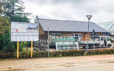 Projekt Jevenstedt geht in die nächste Phase – ehemaliges Bankgebäude wird neues Ärztehaus